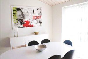 Udsmyk væggen med et unikt foto på lærred til favorable priser