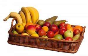Et overflødighedshorn af frugt